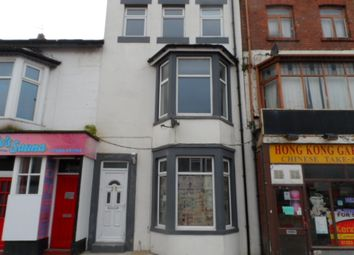 Thumbnail 5 bed terraced house to rent in Cookson Street, Blackpool