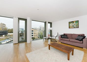 Thumbnail 2 bed flat to rent in Crystal Wharf, 36 Graham Street, Islington, London