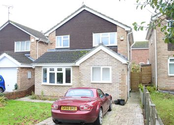 Thumbnail 4 bed detached house for sale in Meadowlands Close, Penhow, Caldicot