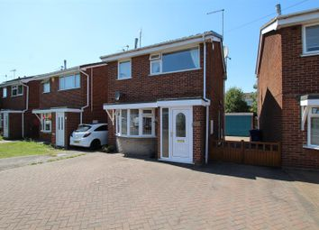Thumbnail 3 bedroom detached house for sale in Waverley Lane, Burton-On-Trent