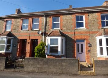 Thumbnail 2 bed terraced house for sale in South Road Villas, South Street, Wincanton