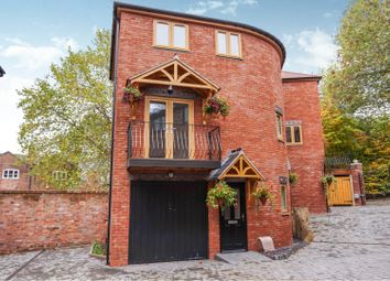 Thumbnail 3 bedroom semi-detached house for sale in The Old Mill Courtyard Hill Street, Walsall