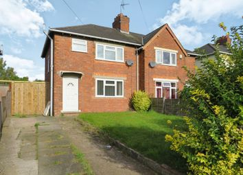 Thumbnail 3 bedroom semi-detached house for sale in Oak Crescent, Walsall