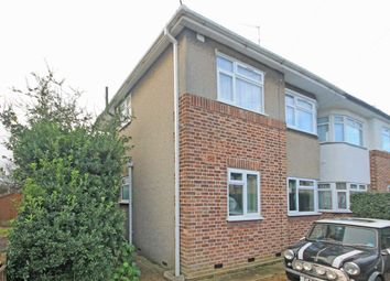 Thumbnail 2 bed flat to rent in Redfern Avenue, Hounslow