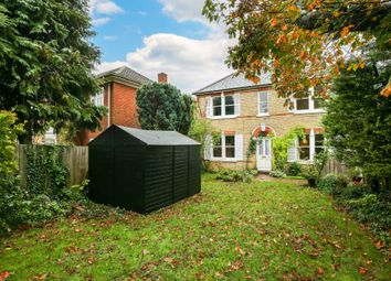 Thumbnail 3 bed detached house for sale in London Road, Harston, Cambridge