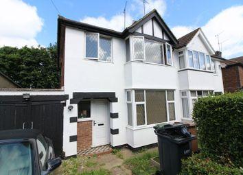 Thumbnail 3 bed semi-detached house for sale in Pomfret Avenue, Luton