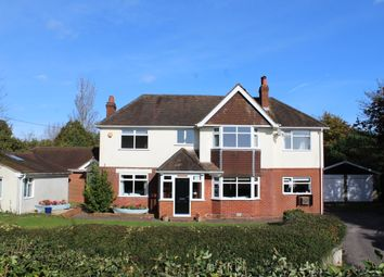 Thumbnail 5 bed detached house for sale in School Road, Bursledon, Southampton