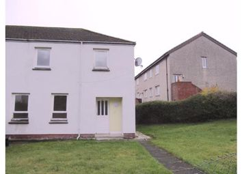 Thumbnail 3 bedroom semi-detached house to rent in Holmburn Place, Cumnock