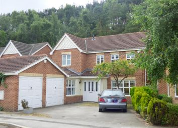 Thumbnail 4 bedroom detached house for sale in Millrise Road, Mansfield
