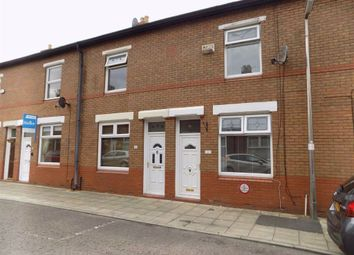 Thumbnail 2 bed terraced house for sale in Colborne Avenue, Stockport