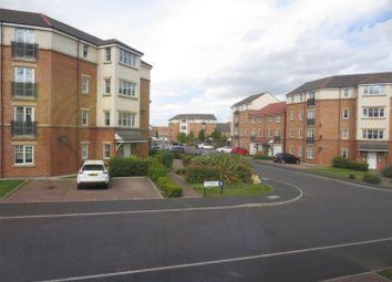 Thumbnail 2 bed flat for sale in Sanderson Villas, St. James Village, Gateshead