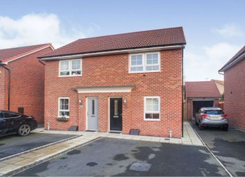 Thumbnail 2 bed semi-detached house for sale in Aurelius Way, North Hykeham
