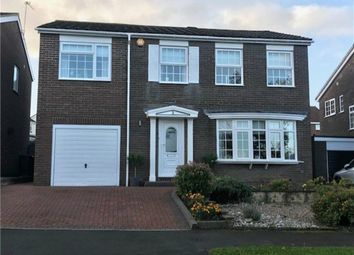 Thumbnail 5 bed detached house for sale in Grosvenor Court, Chapel Park, Newcastle Upon Tyne, Tyne And Wear