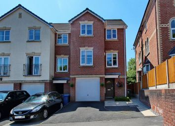 Thumbnail 4 bed town house for sale in Oakhurst Gardens, Prestwich, Manchester