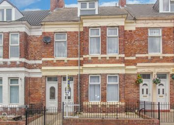 Thumbnail 4 bedroom flat for sale in Woodbine Street, Bensham, Gateshead