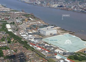 Thumbnail Land for sale in Ark Royal Business Park, Campbeltown Road, Birkenhead, Wirral