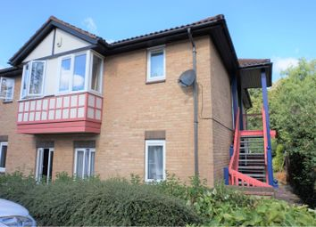 Thumbnail 2 bed maisonette for sale in Walnut Tree, Milton Keynes