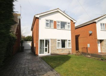 Thumbnail 3 bed detached house for sale in Grosvenor Close, Penkridge, Stafford