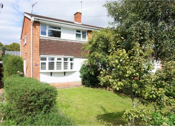 Thumbnail 3 bed semi-detached house for sale in Saxon Walk, Chandlers Ford