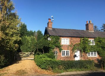 Thumbnail 2 bed cottage to rent in Goughs Lane, Knutsford