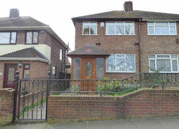 Thumbnail 3 bed semi-detached house for sale in Watling Street, Strood, Rochester