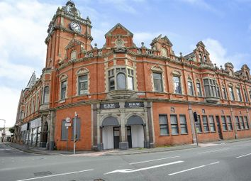 Thumbnail 2 bed flat for sale in Station Street, Long Eaton, Nottingham