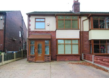 Thumbnail 3 bed semi-detached house for sale in Squires Lane, Tyldesley, Manchester