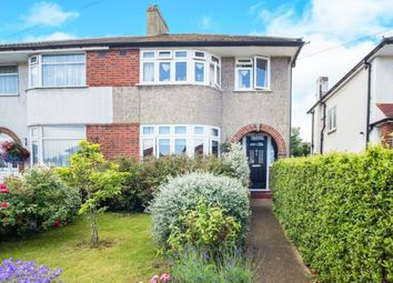 Thumbnail 3 bed semi-detached house for sale in Chessington, Surrey, England