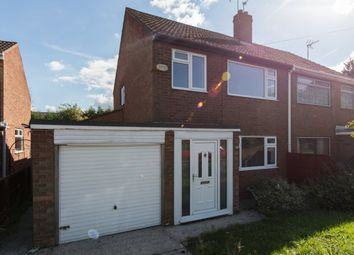 Thumbnail 3 bed semi-detached house to rent in Whitestone Road, Scunthorpe