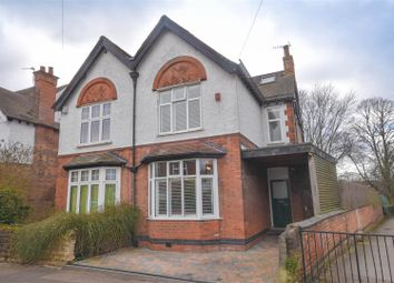 4 bed semi-detached house for sale in Edward Road, West Bridgford, Nottingham NG2