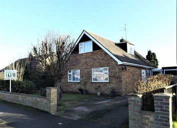 Thumbnail 4 bed detached bungalow for sale in Harwood Avenue, Holbeach, Spalding