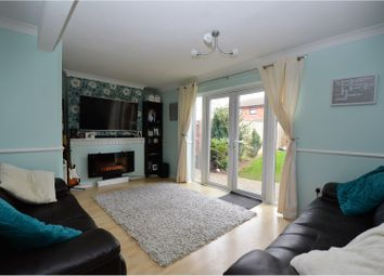 Thumbnail 3 bed terraced house for sale in Lorrimore Close, Billericay