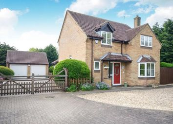 Thumbnail 4 bed detached house for sale in Manor Drive, Wragby, Market Rasen, .