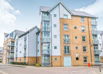 Thumbnail 3 bed flat for sale in Bingley Court, Canterbury