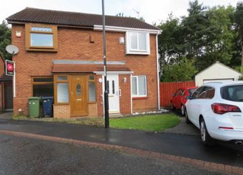 Thumbnail 3 bed semi-detached house for sale in Glengarven Close, Washington