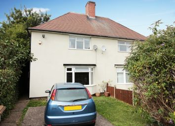 Thumbnail 3 bed semi-detached house for sale in Harwill Crescent, Nottingham, Nottinghamshire