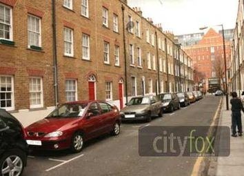 Thumbnail 4 bedroom town house to rent in Parfett Street, Whitechapel