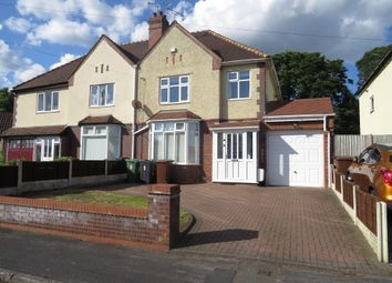 Thumbnail 3 bed semi-detached house for sale in Forest Avenue, Walsall
