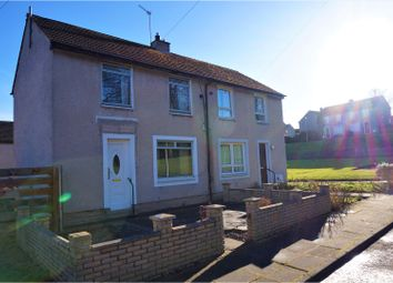 Thumbnail 2 bed semi-detached house for sale in Lewisvale Avenue, Musselburgh