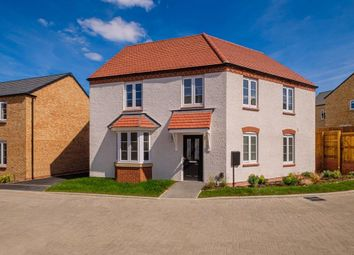 """Thumbnail 4 bedroom detached house for sale in """"Ashtree"""" at Popes Piece, Burford Road, Witney"""