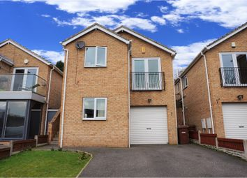 Thumbnail 3 bed detached house for sale in Jans Close, Upton, Pontefract