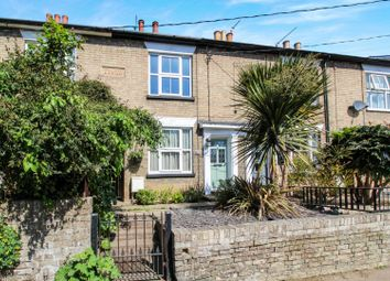 Thumbnail 2 bed terraced house for sale in Waldingfield Road, Sudbury