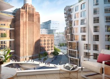 Thumbnail 3 bed flat for sale in Battersea Power Station, Kirtling Street, Nine Elms