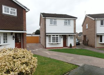 Thumbnail 3 bed detached house for sale in Norbroom Drive, Newport