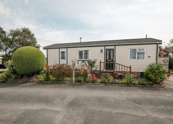 Thumbnail 2 bedroom mobile/park home for sale in Agden Brow Park, Agden Brow, Lymm