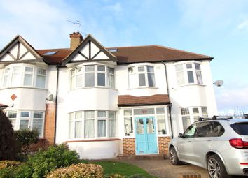 Thumbnail 5 bed semi-detached house to rent in Green Moor Link, Winchmore Hill