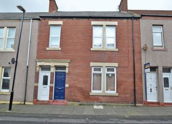 Thumbnail 3 bed flat for sale in Chirton West View, North Shields