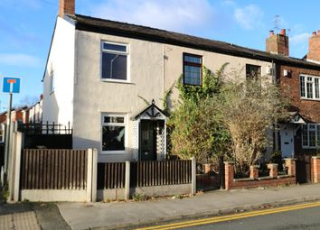 Thumbnail 2 bed cottage for sale in Cherry Tree Lane, Great Moor, Stockport