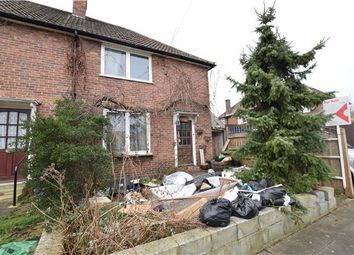 Thumbnail 2 bed end terrace house for sale in Central Road, Morden, Surrey