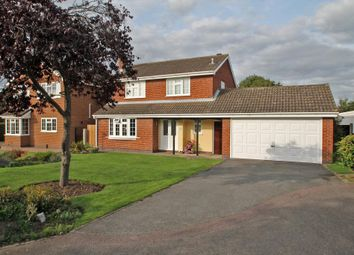 Thumbnail 4 bed detached house to rent in Raglan Drive, Gedling